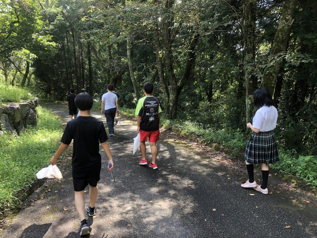 8/26(月)夏休みが明けました!