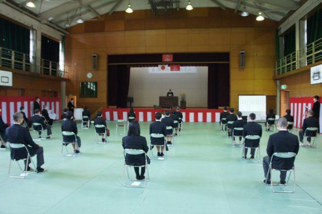 4/11(土)入学式を行いました。