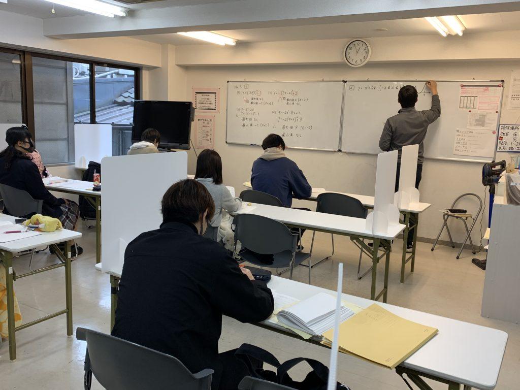 2020年度末試験の準備 【神村学園高等部 通信課程 京都学習センター】